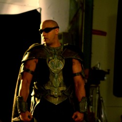 Vin Diesel Gets Geared Up In the First Image From the Set Of RIDDICK