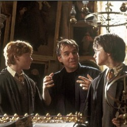 Harry Potter Director to Pen Fantasy Book Series HOUSE OF SECRETS