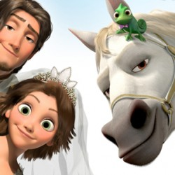 Tie the Knot With Two Clips from Disney's TANGLED EVER AFTER