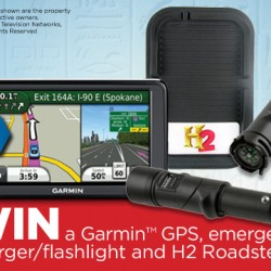 Win an Ancient Aliens Garmin GPS Prize Pack from H2 and SciFi Mafia [Contest Closed]