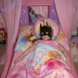Pic of the Day: Bat Princess
