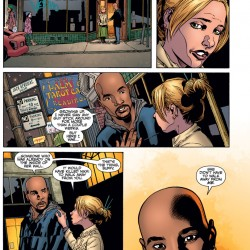 BUFFY SEASON 9 Takes a Controversial Turn [Spoilers]