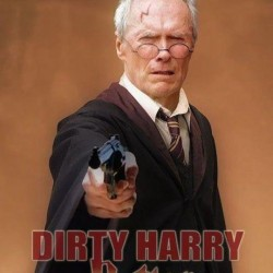 Pic of the Day: Dirty Harry Potter
