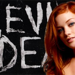 Jane Levy Takes the Lead In THE EVIL DEAD Remake; Plus the First Set Pic