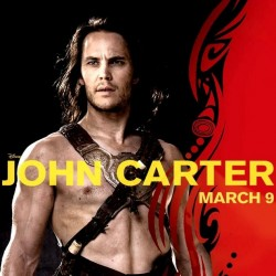 NEW TV Spot Teaser, Poster and Concept Art for Disney's JOHN CARTER
