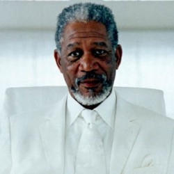 Morgan Freeman Joins the Cast of Joseph Kosinski's OBLIVION