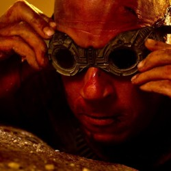 Production Is Underway! New Image, Synopsis and Casting Details for RIDDICK