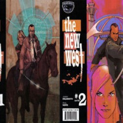 Jimmy Palmiotti and Phil Noto's THE NEW WEST Is Headed for the Big Screen