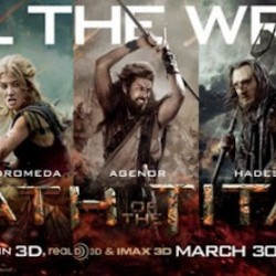New Banner and Posters for WRATH OF THE TITANS