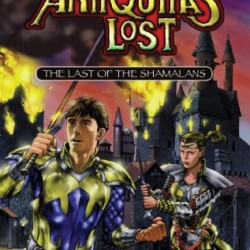 Book Review: Antiquitas Lost: The Last of the Shamalans