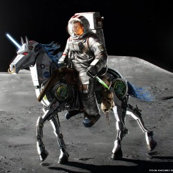 Pic of the Day: JFK: Alien Hunter