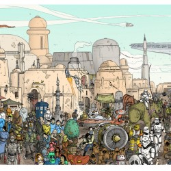 Pic of the Day: Where's Waldo – The STAR WARS Edition