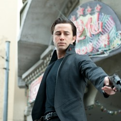 First Look: Joseph Gordon-Levitt In Rian Johnson's Sci-Fi Thriller LOOPER