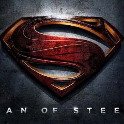 Warner Bros. Pictures Reveals Official Superman Logo for MAN OF STEEL