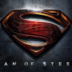Poster for MAN OF STEEL Sends Us Soaring