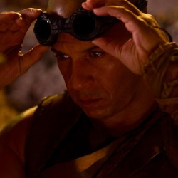 New Photos from RIDDICK Featuring Katie Sackhoff and a Gnarly Creature