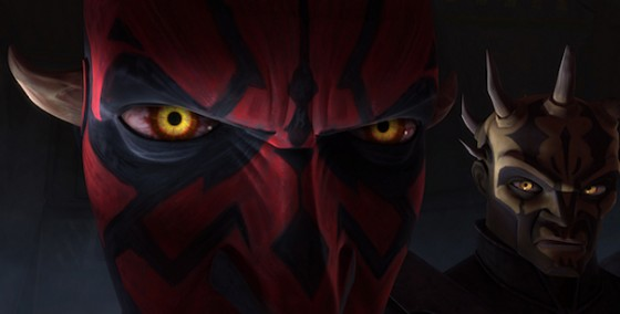 SWTCW s4e20 Darth Maul Returns