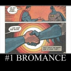 Pic of the Day: Bromance