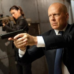 G.I. Joe: Retaliation: New Action Shot of Bruce Willis
