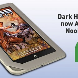 Dark Horse Graphic Novels Now Available on Nook