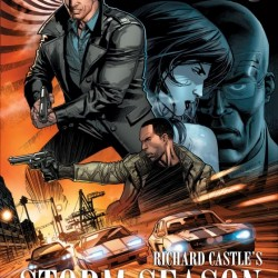 Marvel Reveals Richard Castle's Storm Season