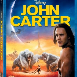 Disney's JOHN CARTER to Hit DVD and Blu-ray In June
