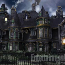 First Look at the House and Costumes for Munsters Reboot MOCKINGBIRD LANE