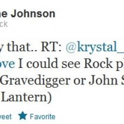 Rumor Has It! Dwayne Johnson to Play LOBO