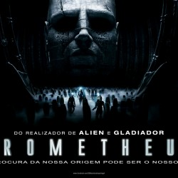 New International Posters and Images from Ridley Scott's PROMETHEUS