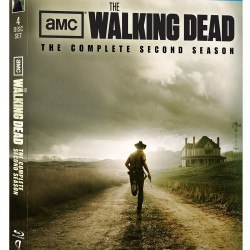 Limited Edition Blu-ray of THE WALKING DEAD Season 2 Comes Complete with Zombie Head