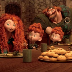 Three Hilarious New Clips from Disney•Pixar's BRAVE