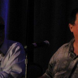 DCC 2012: Adam West Sees The Gray Ghost, Burt Ward Remembers Bruce Lee