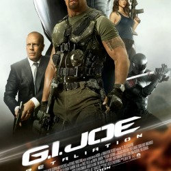 7 New Posters and a New Pic of Cobra Commander from G.I. JOE: RETALIATION