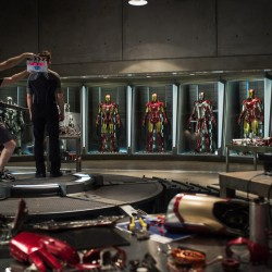 Marvel Unleashes First Official Photo from the Set of IRON MAN 3
