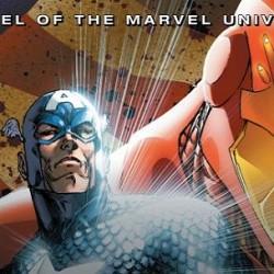 Marvel's CIVIL WAR Gets A Novelization; E-Book on the Nook