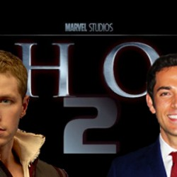 Zachary Levi May Replace Josh Dallas As Fandral In THOR 2