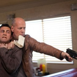 Five New Images from LOOPER Starring Joseph Gordon-Levitt and Bruce Willis