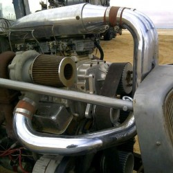 Start Your Engines! Cool Cars On the Set of MAD MAX: FURY ROAD