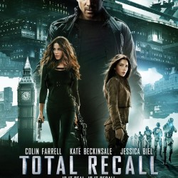 NEW Featurette, Clip and International Poster for TOTAL RECALL