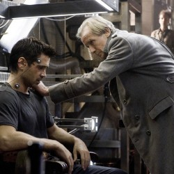 New Behind the Scenes Video Footage and Images from TOTAL RECALL
