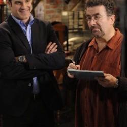 Warehouse 13: Eddie McClintock and Saul Rubinek Talk About the Aftermath of the Season Premiere