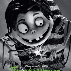 Let FRANKENWEENIE Electrify You With These New Character Posters