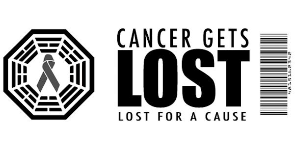 Cancer Gets Lost logo wide