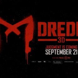 Gritty New Graffiti-Style Poster for DREDD Starring Karl Urban