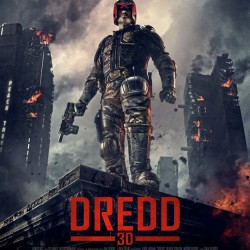 NEW Poster for DREDD Brings Judgment to Mega City One