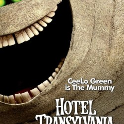 Eight NEW Character Posters for Sony's HOTEL TRANSYLVANIA