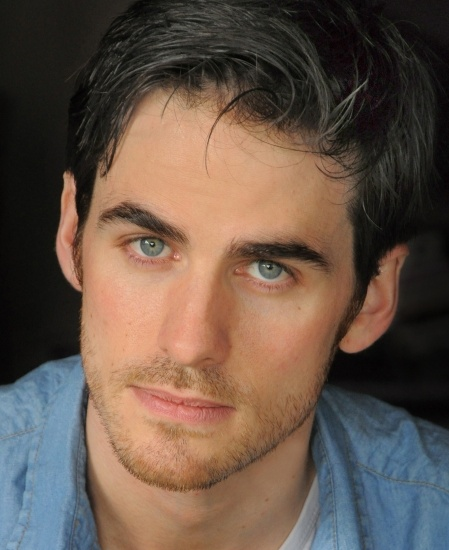 guy who plays hook on once upon a time