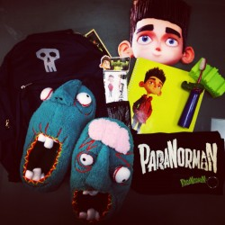 Win a PARANORMAN Prize Pack from Focus Features and SciFiMafia.com [Contest Closed]
