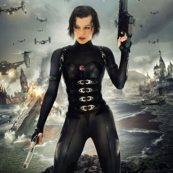 New International Posters for RESIDENT EVIL: RETRIBUTION Tease The Ultimate Battle