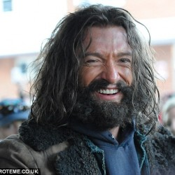 New Images of Hugh Jackman on the Set of THE WOLVERINE